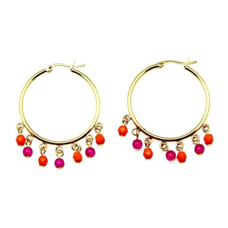 Ozelle Emotional Rescue Earrings