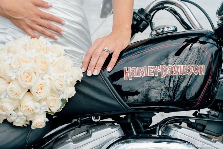 harley+davidson+wedding