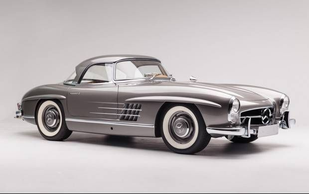 Mercedes 300sl Roadster 1960 Gorgeous With Images Mercedes