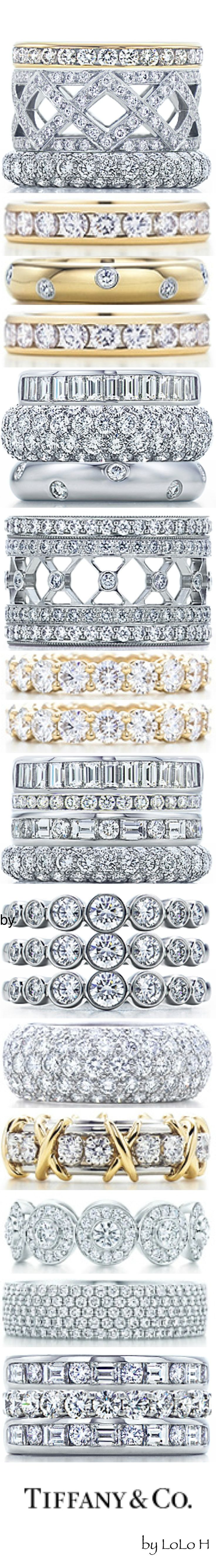 Tiffany & Co., engagment rings, wedding rings, gold rings, platinum rings, diamond