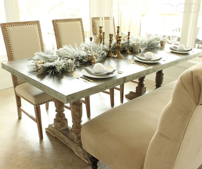 37 Stunning Christmas Dining Room Décor Ideas: 941 Best Christmas Decor Images On Pinterest