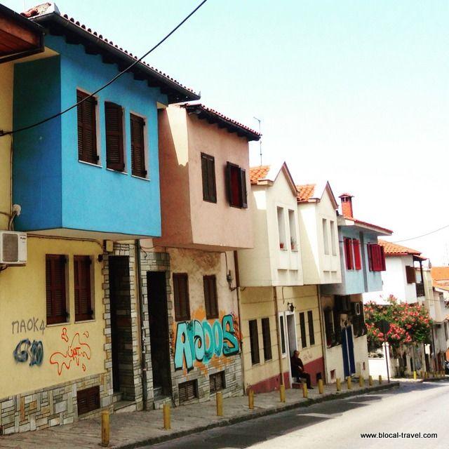 Ano Poli, old town, Thessaloniki || Read my travel journal here: http://www.blocal-travel.com/balkans/thessaloniki/