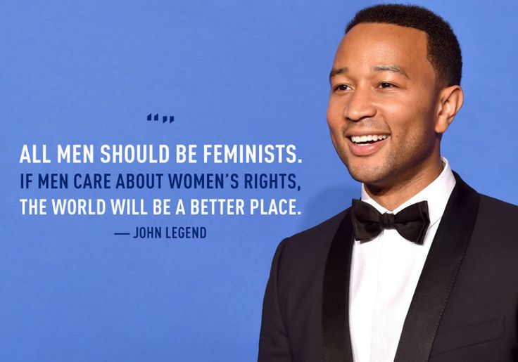 Male feminist quotes about marriage
