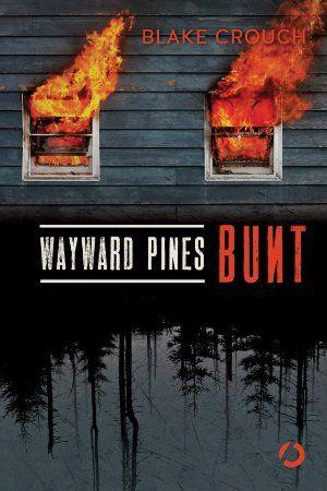 """Blake Crouch, """"Wayward Pines – bunt"""", przeł. Paweł Lipszyc, Otwarte, Kraków 2014. 371 stron"""