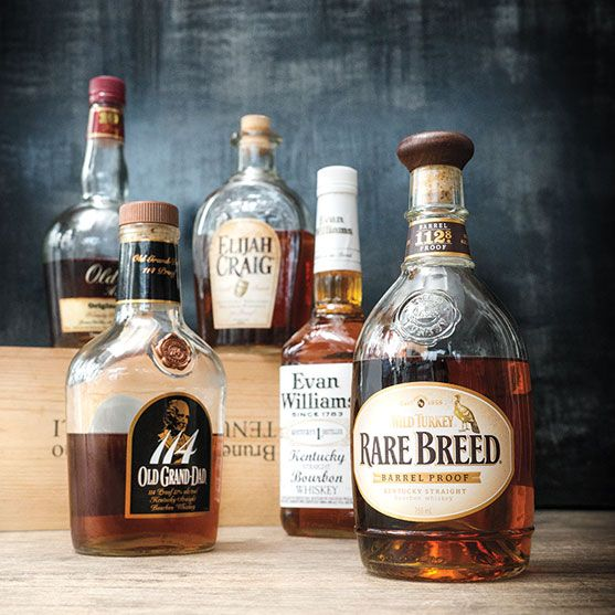 Bourbon's a perfect cold-weather cocktail maker or sipping liquor. Drink it neat or whip up one of these four simple mixed drinks for Thanksgiving or your next dinner party.