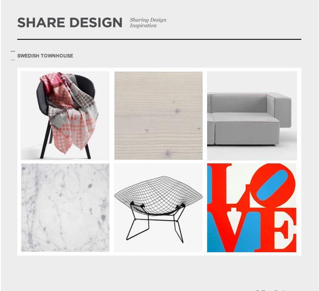 Share Design Swedish Townhouse 01