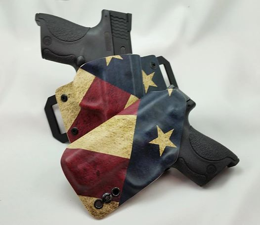 Our new print for the TWAW kydex holster line. Welcome Old Glory! Order-able on both the IWB and the OWB Convertible and the Magazine holsters. Now these holsters are available in 21 colors! See them all here: http://www.thewellarmedwoman.com/holsters/in-the-waistband-by-twaw #TheWellArmedWoman #AmericanFlag #Holsters