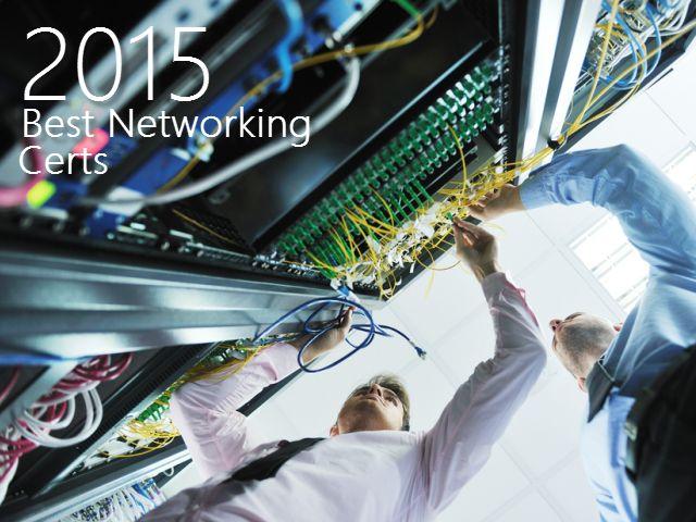 2015 Best IT Certifications