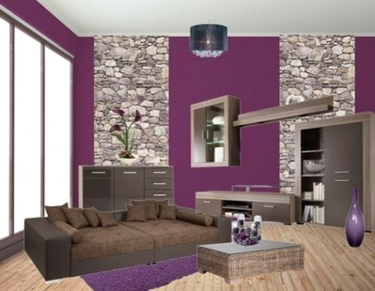 Die besten 25+ Lila wohnzimmer Ideen auf Pinterest Lila - schlafzimmer lila streichen