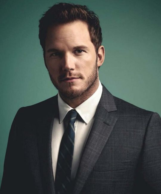 Chris Pratt for DT Spain, June 2015.