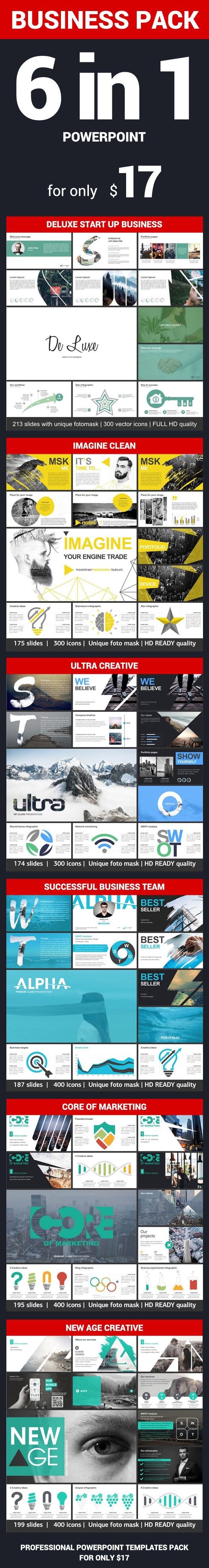 Business Pack Powerpoint