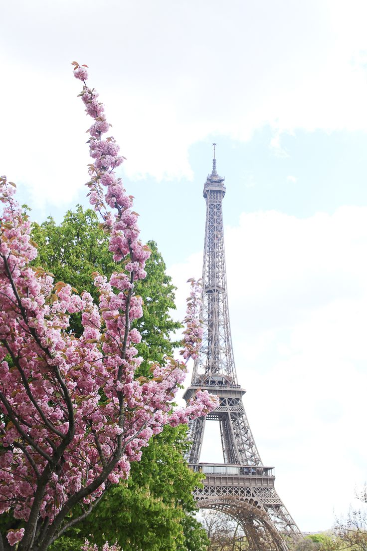 .~Paris in Spring~.