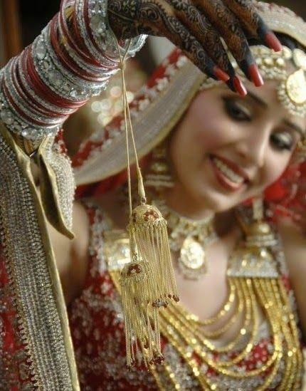 Café com Chai: Os enfeites da noiva indiana - Solah Shringar