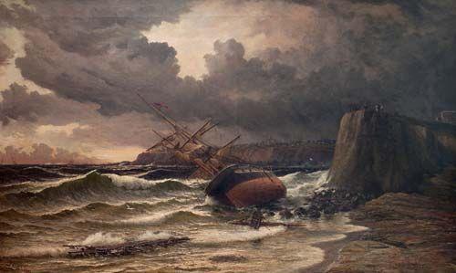 shipwrecks right here in Timaru