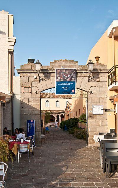 Centro Culturale Casa Frau - Pula Chia, Sardinia, Italy