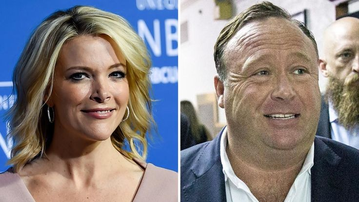 NBC, Megyn Kelly vow to press ahead with Alex Jones interview amid ratings slump #Entertainment_ #iNewsPhoto