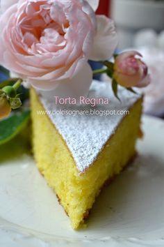 DOLCISOGNARE: Torta Regina