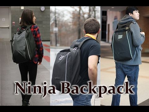 Anti-theft waterproof carry all. Hidden zipper & storage. Pull out bag for extra room when needed. | Crowdfunding is a democratic way to support the fundraising needs of your community. Make a contribution today!