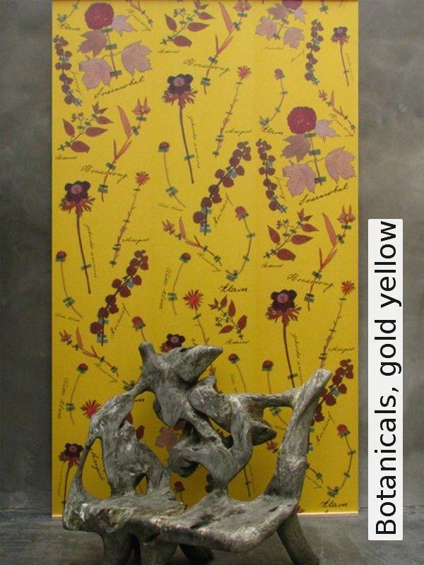 170 best Tapeten \ Wallcovering \ Walls images on Pinterest - goldene tapete modern design