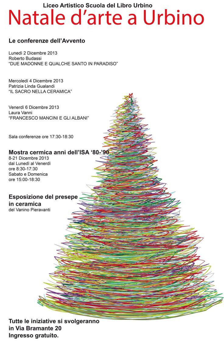 Proposta manifesto eventi natalizi seconda versione ©