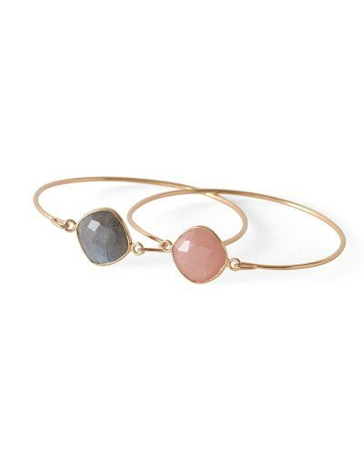 Product Image of Gold and stone bracelet #MyPoetryFavourites and #PoetryFashion
