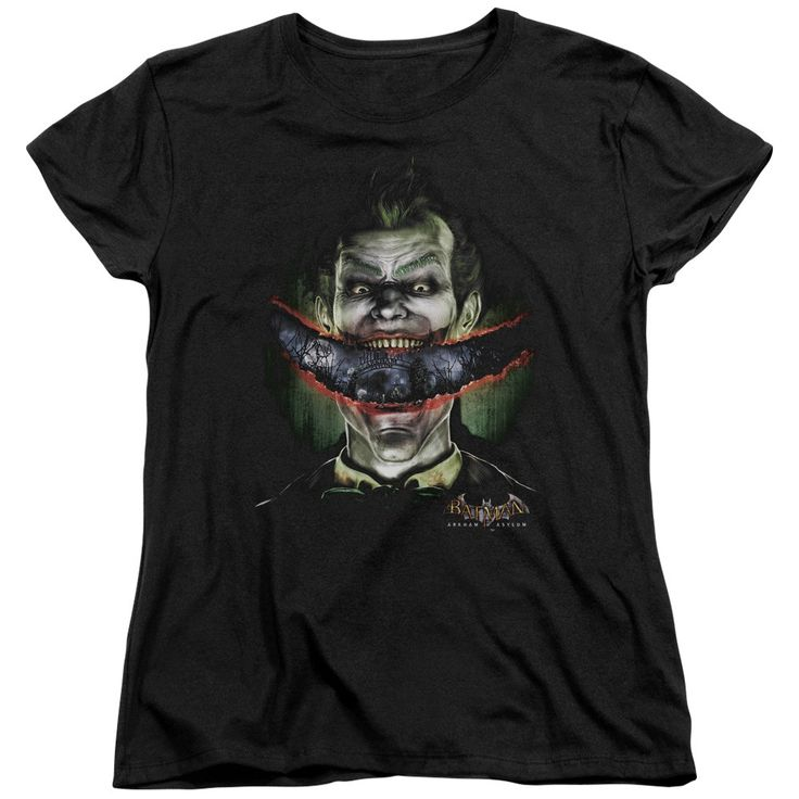"Checkout our #LicensedGear products FREE SHIPPING + 10% OFF Coupon Code ""Official"" Batman Aa / Crazy Lips - Short Sleeve Women's Tee - Batman Aa / Crazy Lips - Short Sleeve Women's Tee - Price: $29.99. Buy now at https://officiallylicensedgear.com/batman-aa-crazy-lips-short-sleeve-women-s-tee"