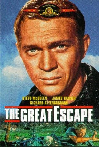 "The Great Escape was a brilliant ensemble piece, but McQueen as ""The Cooler King"" was still the central figure."