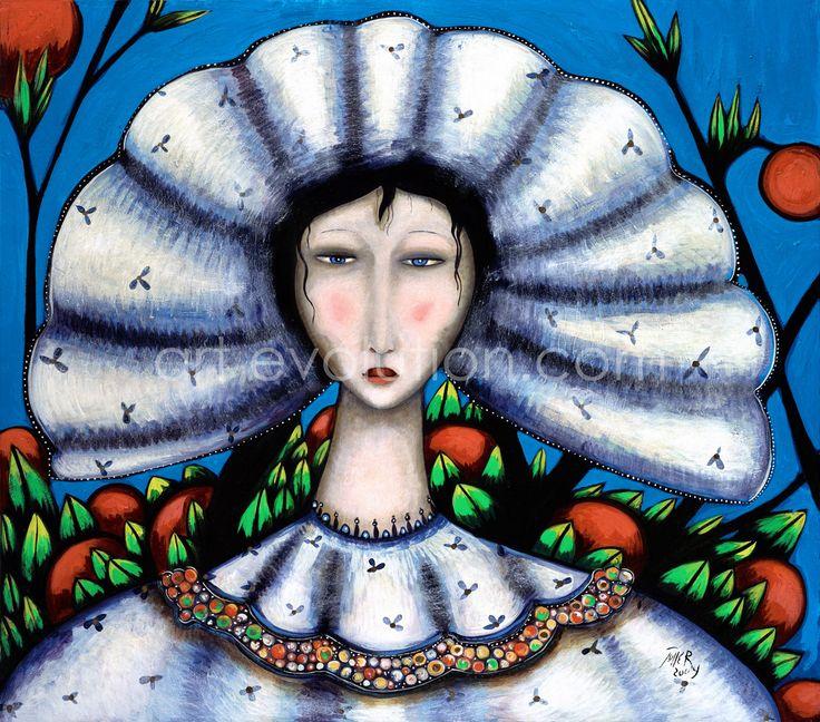 Medici Bride by Toller Cranston