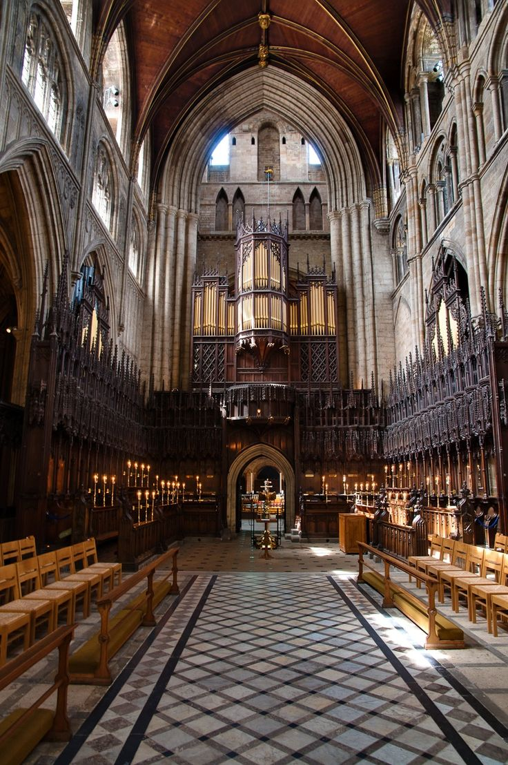 Ripon Cathedral, England.