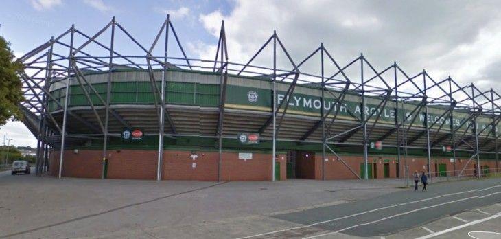 Home Park - External - Plymouth Argyle FC