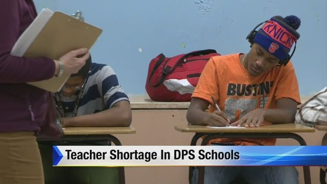 Detroit Public Schools has teacher shortage | News  - Home