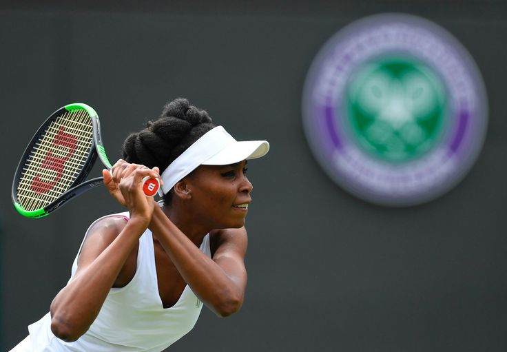 Venus Williams at Wimbledon News Conference Speechless Over Fatal Crash