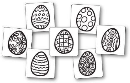Jeu de mémory de Pâques à fabriquer