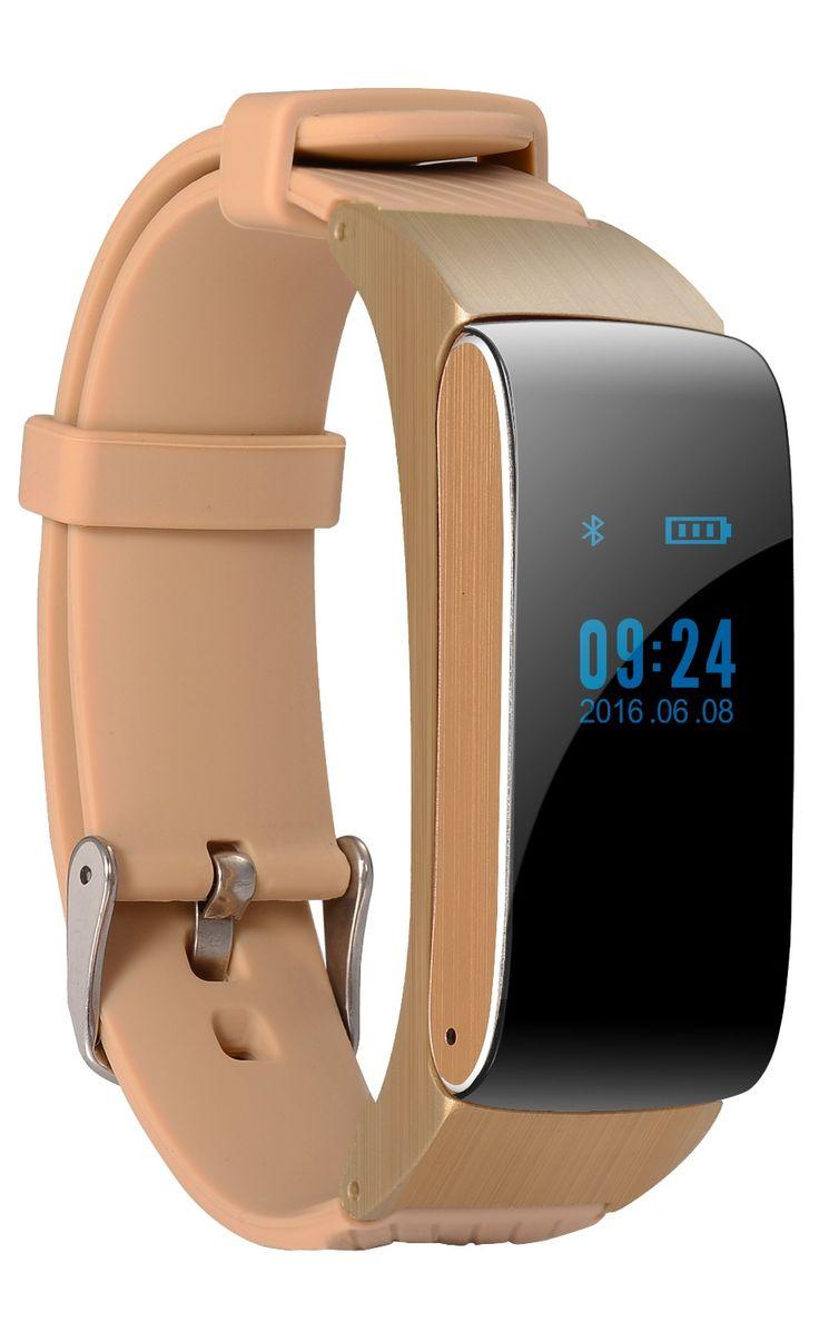 >> Click to Buy << DF22 Sport Smart Band Fitness Tracker Talk Smart Bracelet Bluetooth Headset Headphone Earphone Pedometer Sleep Tracker PK TW64 #Affiliate