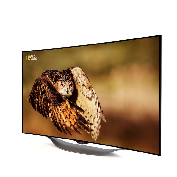 Free 3d model: Curved Oled Tv 55EC9300 by LG http://dimensiva.com/curved-oled-tv-55ec9300-by-lg/