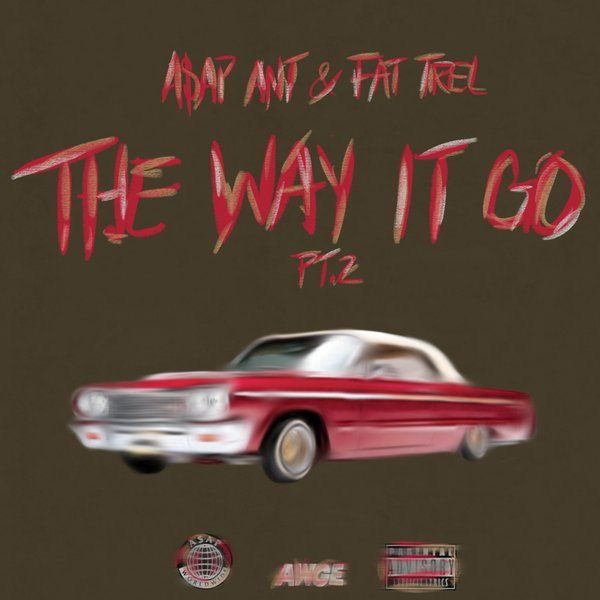 """ASAP Mob continued their Wavy Wednesdays series with 2 more new records. The first one features ASAP Ant as he links up with MMG's Fat Trel for a new collab titled """"The Way It Go Pt 2"""". The other song is from Playboi Carti and Uno The Activist titled """"Vlone Thug"""". Listen to the music […]"""