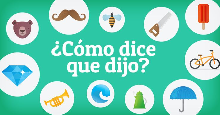 ¿Como Dice Que Dijo?A site that tests your knowledge of words by giving you options of two words that sound the same but mean different things. Really good for native Spanish speakers to use.