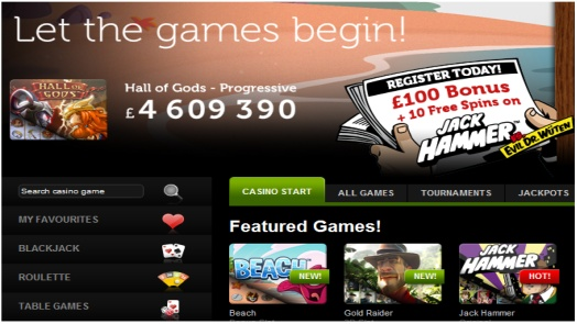 best online casino offers no deposit lord of the ocean