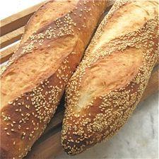 Italian Supermarket Bread -- no knead bread from King Arthur flour