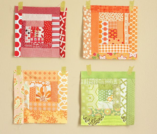 Diary of a Quilter - a quilt blog: Eye Candy + Business items