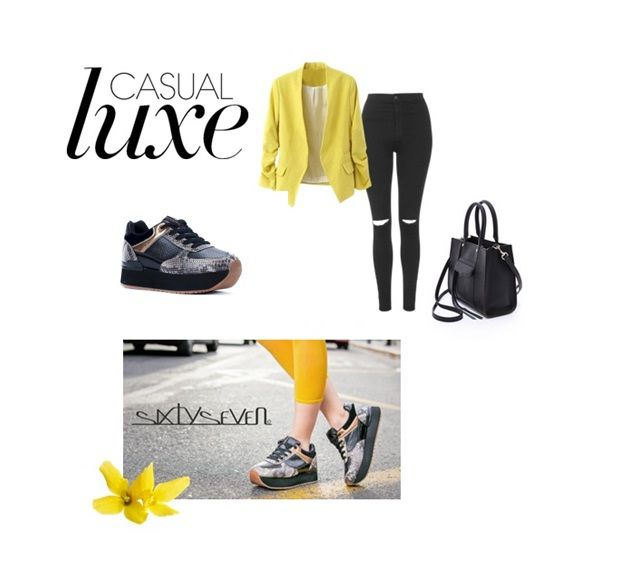 https://zapatosobi.com/es/home/outlet/zapatillas/sixtyseven/23675-alesso  #lux #casual #yellow #amarillo #sport #street #zapatosobi.com