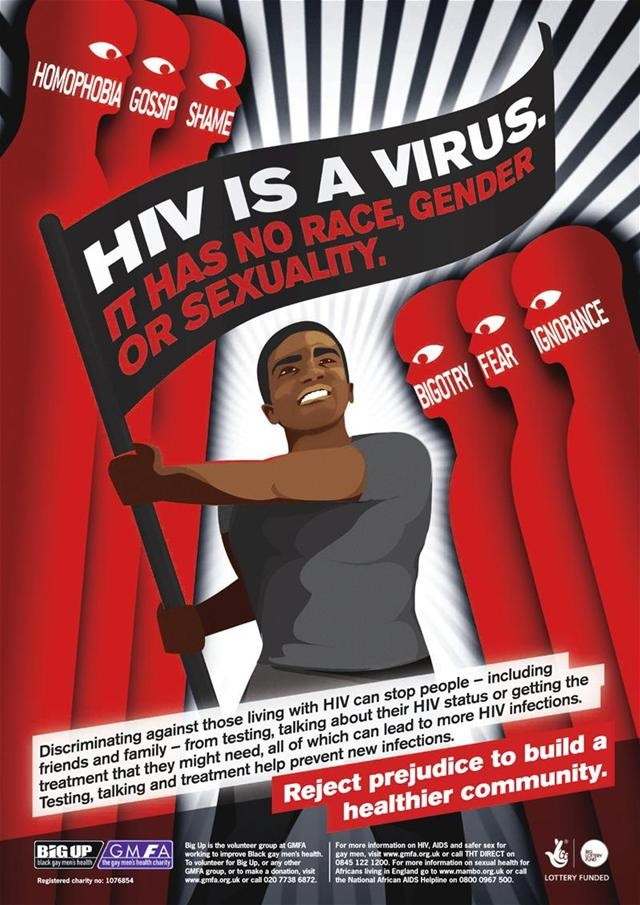 23 best FIGHTING HIV/AIDS STIGMA images on Pinterest | Hiv ...