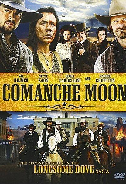 Val Kilmer & Steve Zahn & Simon Wincer-Comanche Moon: The Second Chapter in the Lonesome Dove Saga