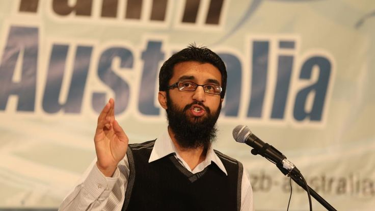 Uthman Badar, the spokesman for the radical Islamic group Hizb ut-Tahrir / Picture: Ross Schultz