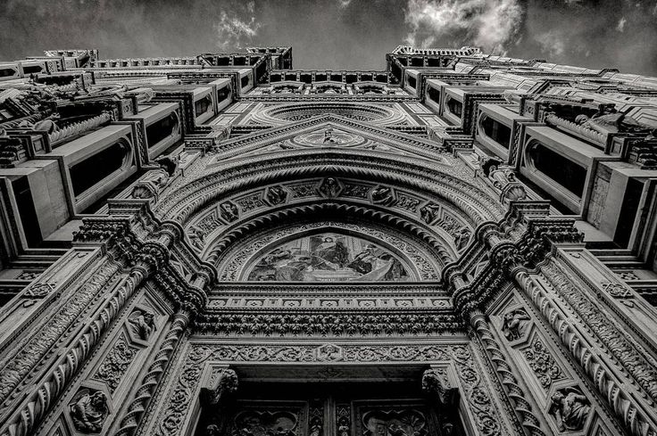Firenze  #perspective #architecture #florence #ig_firenze #bnw_captures