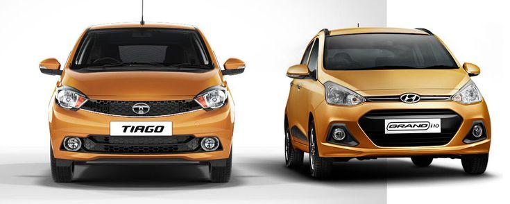 Tata Tiago vs Hyundai Grand i10 – Specifications Comparison https://blog.gaadikey.com/tata-tiago-vs-hyundai-grand-i10-specifications-comparison/