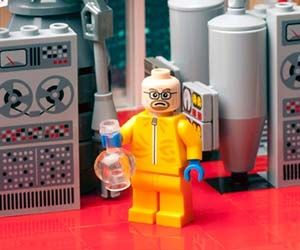 Breaking Bad LEGOs -- Things are around go get a lot new vibrant in LEGO townshipship now that the Breaking Bad LEGOs take pronounced to movementmentment in. With their obsessive character of blue-green cinder block candy, they'll add the feeling of verisimilitude your plastic LEGO quixotic nation has been fiending for.