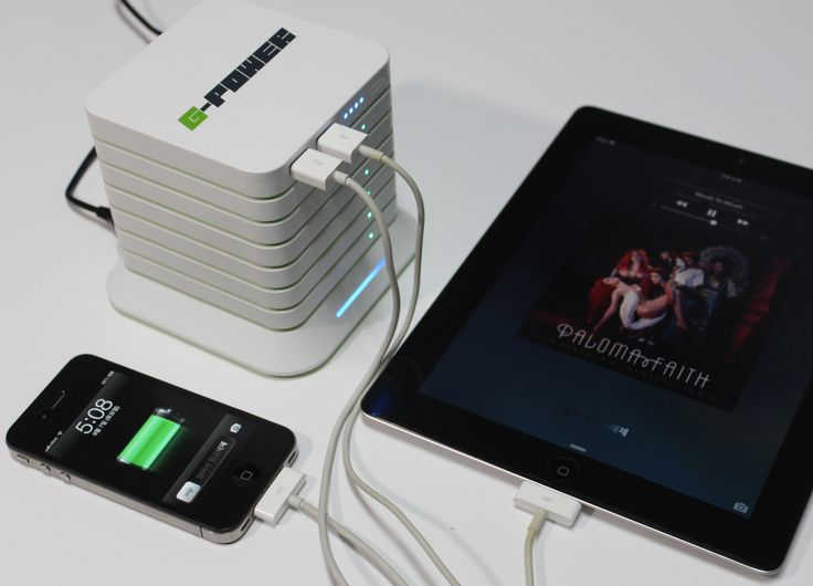 Must Have It ! : High Capacity Battery Charger # Charging Iphone and Ipad # Unlimited Battery Capacity