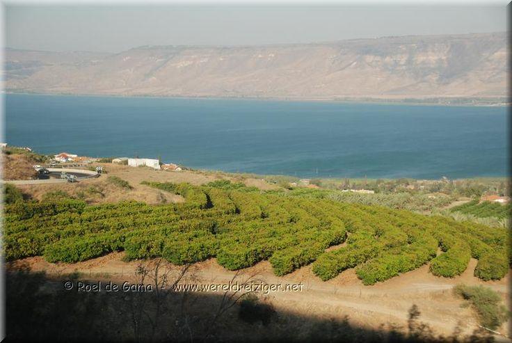 Israel: Meer van Galilea