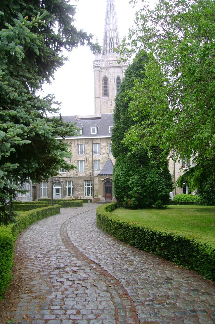 St. Geertrui, Leuven, Belgium